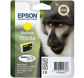 Epson T0894, 180 stran originální -žlutá