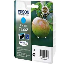 Epson T1292, 485 stran originální -modrá