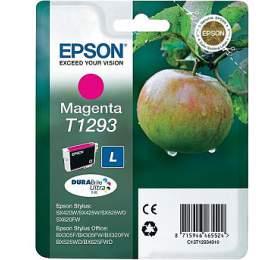 Epson T1293, 485 stran originální -červená