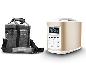 EcoFlow RIVER370 Portable Power Station + Protective Case