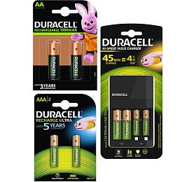 DURACELL Rechargeable PACK