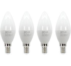 Retlux REL 25C37 4x5W E14 WW