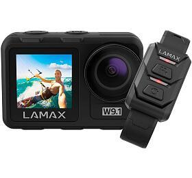 Lamax W9.1 +dárek náhradní baterie aselfie tyč !