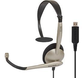 KOSS CS95 sluchátka smikrofonem USB