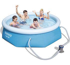 Bestway 57268 Samostavěcí bazén 244x66cm sfiltrací