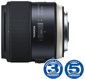 Tamron SP45mm F/1.8 DiVC USD pro Nikon, rozbaleno, rozbaleno