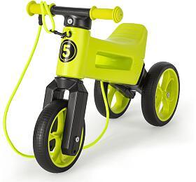 Funny Wheels Rider SuperSport 2v1 zelené krabice