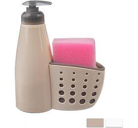 Dávkovač mýdla sdózou