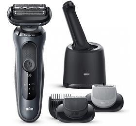 Braun Series 67650CC černý