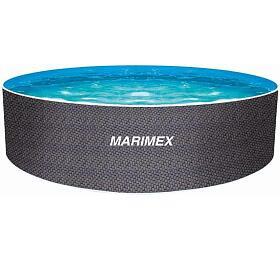Marimex bazén Orlando 3,66x1,22 mRATAN -tělo bazénu +fólie