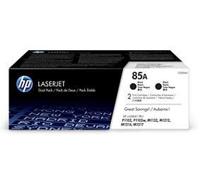 Toner HPCE285AD 2-pack, 2x1600 str, originální -černý