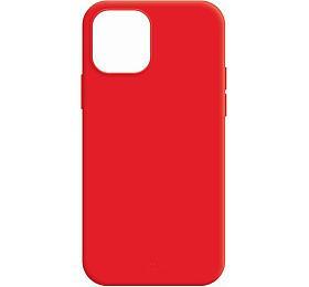FIXED MagFlow spodporou Magsafe pro Apple iPhone 12/12 Pro, červený