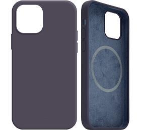 FIXED MagFlow spodporou Magsafe pro Apple iPhone 12mini, modrý