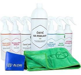 Balíček pro kompletní úklid Alori