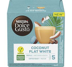 DOLCE G.COCONUT FLAT WHITE 12KS NESCAFÉ Nescafé Dolce Gusto