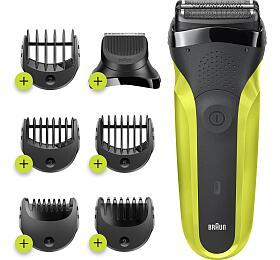 Braun Series 3300 BTGreen