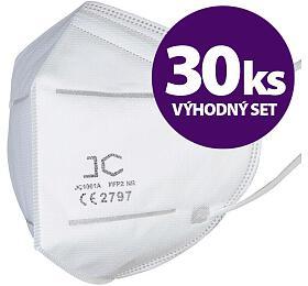 SET 30ks respirátor FFP2