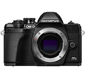 Olympus E-M10 III Sbody black
