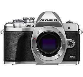 Olympus E-M10 III Sbody silver