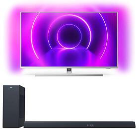 SET UHD LED TV Philips 50PUS8505 + TAB8805