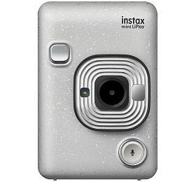 Fujifilm Instax MINI LIPLAY Stone white EXD