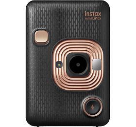 Fujifilm Instax MINI LIPLAY Elegant black EXD