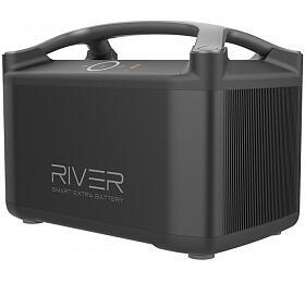 EcoFlow RIVER Pro přídavná baterie