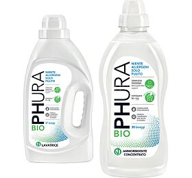 SET Prací gel BIOPHURA BIO -30 dávek +Aviváž BIOPHURA BIO -30 dávek