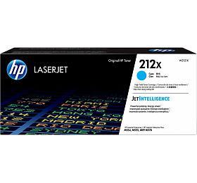 HP toner 212X/ azurový/ 10000str.