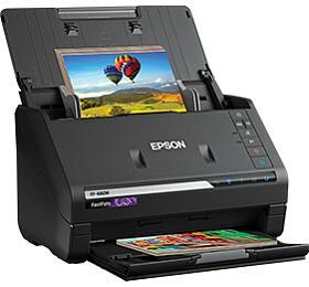 Epson FastFoto FF-680W, A4, 600 dpi,USB,LAN,Wi-Fi, vrácené do14-ti dnů