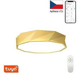 IMMAX NEO DIAMANTE 07132-G60 Zigbee 3.0 60cm W,zlaté