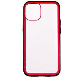 COLORWAY Smart Clear Case/ Apple iPhone 12mini/ Černý