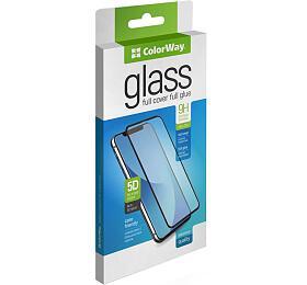 COLORWAY ochranné sklo 9HFC glue/ Apple iPhone 12mini black