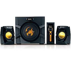 Genius GX Gaming SW-G2.1 3000 - černé/žluté