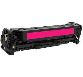 HP CF403X -201X -purpurový