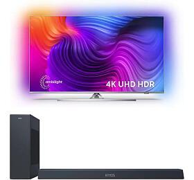SET UHD LED TV Philips 43PUS8506 + TAB8405
