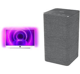 SET UHD LED TV Philips 50PUS8505 + TAW6205