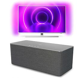 SET UHD LED TV Philips 50PUS8505 + TAW6505