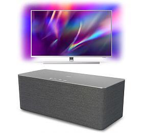 SET UHD LED TV Philips 58PUS8555 + TAW6505