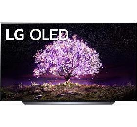 LG OLED65C11, lehce poškozený obal