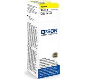 Epson T6644, 70ml originální - žlutý