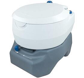 Campingaz PORTABLE FLUSH WC large, barva šedá
