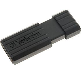 Verbatim Store 'n' GoPinStripe 64GB USB 2.0 -černý