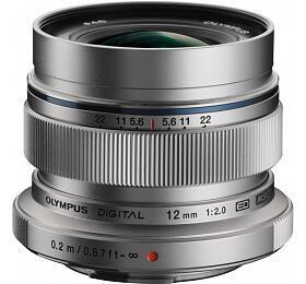 Olympus M.ZUIKO ED12mm f/2 PEN