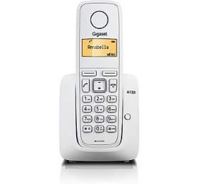 Domácí telefon Siemens Gigaset A120 -bílý