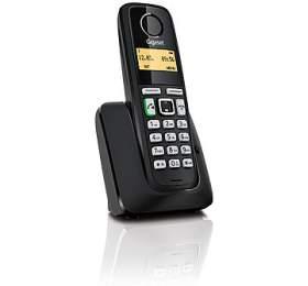 Domácí telefon Siemens Gigaset A220 -černý