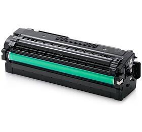 Samsung CLT-C506L, 3500 stran originální -modrý