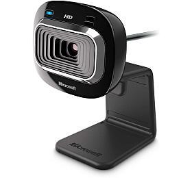 Microsoft LifeCam HD-3000 -černá