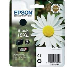 Epson T1811 XL, 470 stran originální -černá