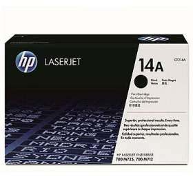 HP 14A, 10000 stran originální -černý